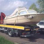 Soccorso stradale barche ferrara