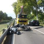 Soccorso stradale cicli e moto ferrara